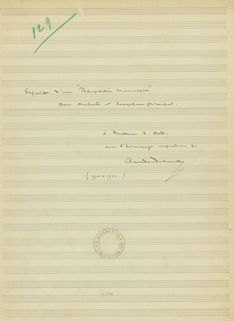 Debussy-Esquisse-title