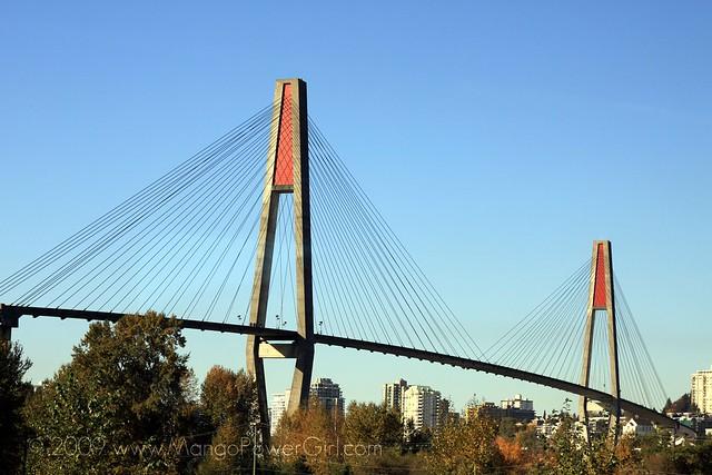 skytrain bridge vancouver bc