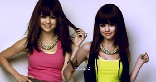 Selena Twins
