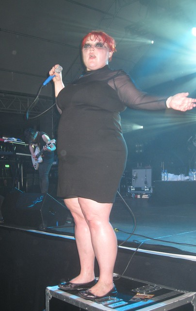 Gossip - Tonhalle, München - 25.11.2009