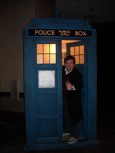 Chicago TARDIS - Finally Realizing What I Wanted to Do at 13 Years Old