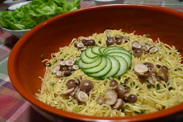 Ginger Scallion Noodles | Flickr - Photo Sharing!