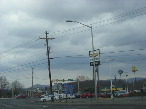 Pennsylvania Roads
