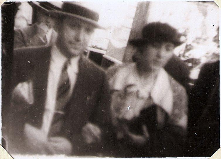 John Angelo & Gertrude