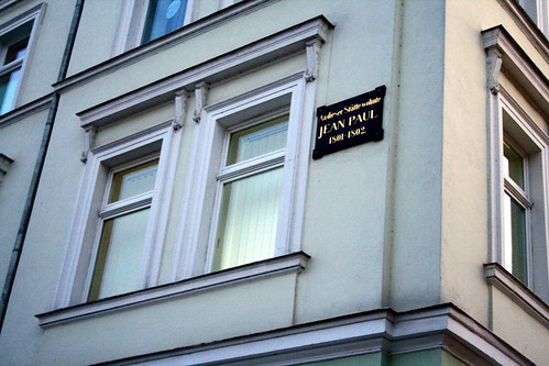 Jean Pauls Wohnhaus