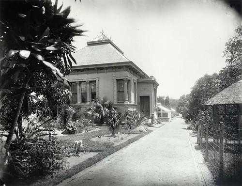 Museum at Royal Botanic Gardens