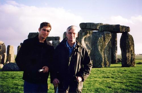 Stonehenge, England 2002