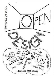 Open Design Meeting