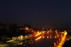 Mayenne au matin