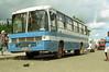 Ônibus raro em Pinhão, SE