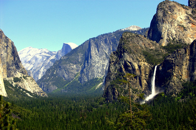 Yosemite National Park by CC user naturesdawn on Flickr