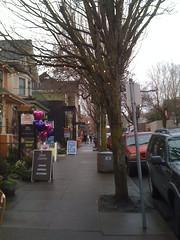 Street Where Andrew Works