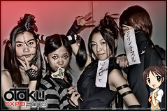 otaku black group