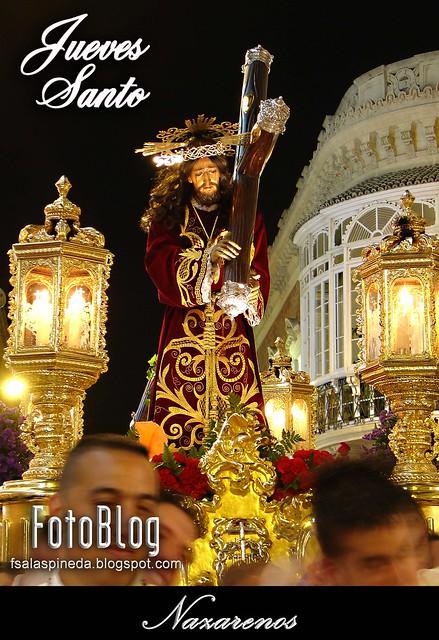 Almería, Semana Santa 2010. Cofradías del Jueves Santo.