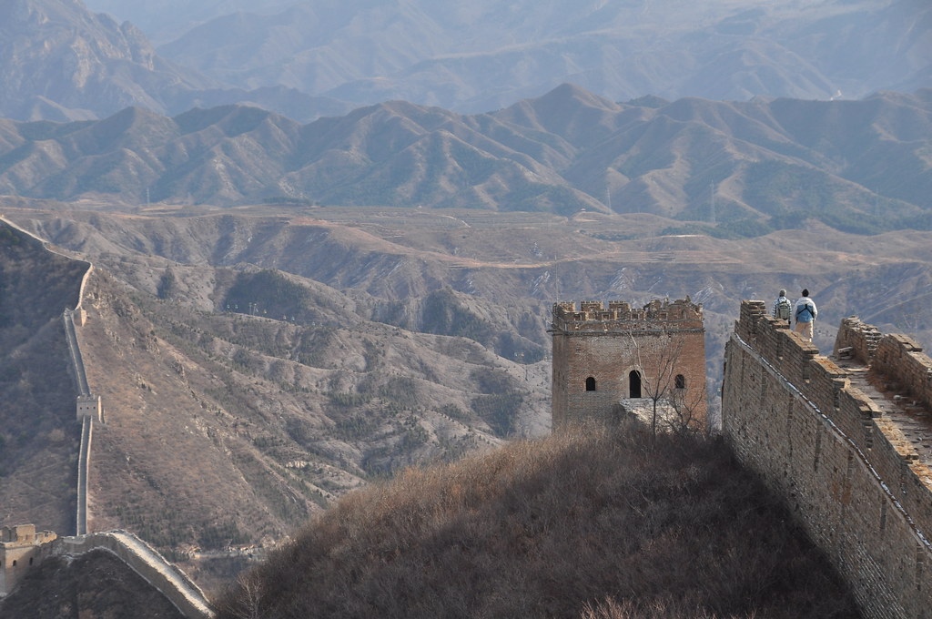 Looking at The Great Wall