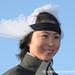 Young Bride in Antarctica