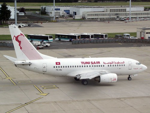 B736 - Boeing 737-6H3