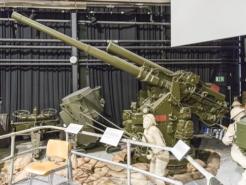 3.7 inch AA gun