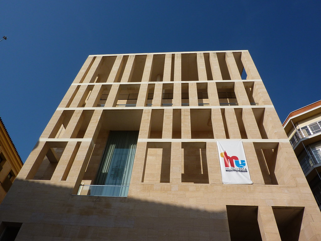 murcia city hall arquitecto jose rafael moneo