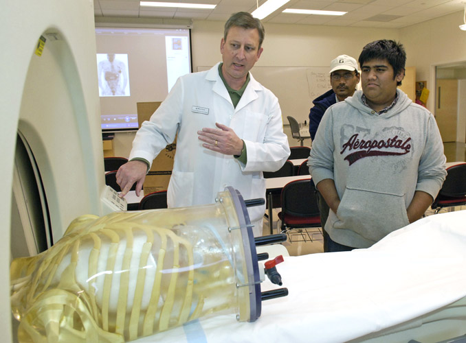 Health and Science Center open house #9aa