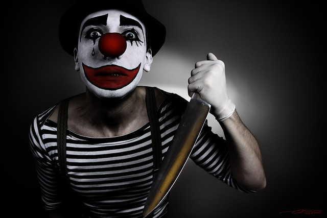 4152334012 608268e01f z [Pics] Flickr Spotlight #8 – Depressed Clowns