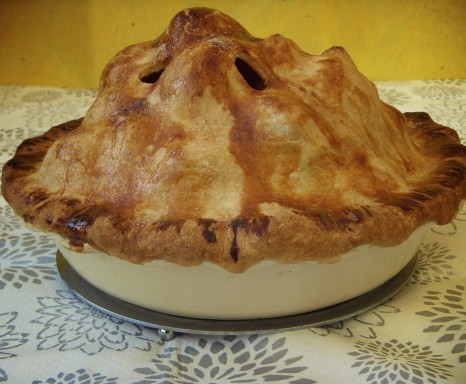 Mile High Apple Pie 2 | Flickr - Photo Sharing!