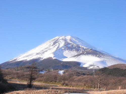 富士山 (Mt. Fuji)