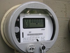 Daily monitoring of power usage with new wireless meter!