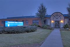 Weatherization Training Center Entrance