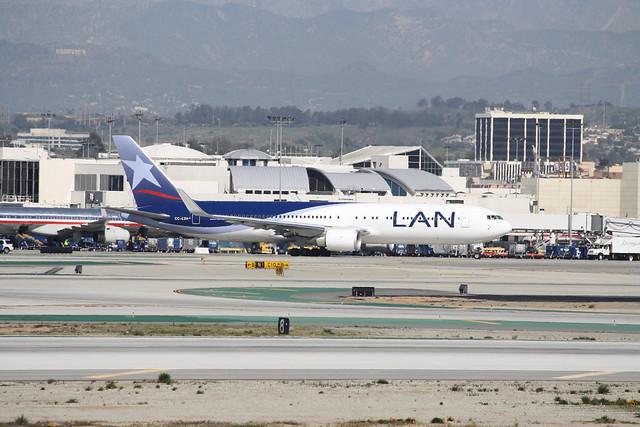 LAN Peru Boeing 767-300