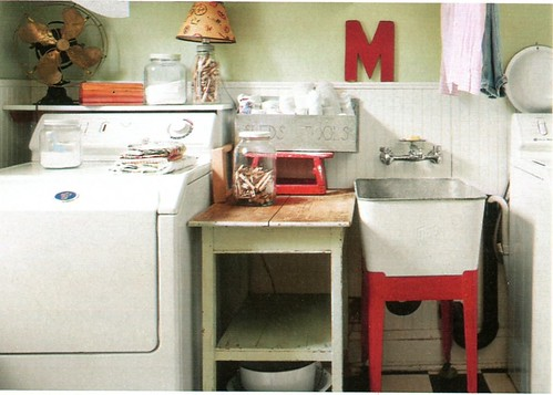 inspiración:  el lavadero