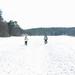 Small photo of Heroic skiing