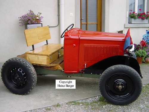 Homemade Garden Tractor Implements http://www.flickr.com/photos/32687125@N05/4476269748/