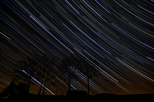 longexposure nightphotography nature silhouette night germany dark stars bavaria dawn interestingness twilight europe nightshot availablelight twinkle explore startrails startrail moonless explored tamronaf1750mmf28xrdiiildasphericalif sonyalpha700 sonydslra700 photontamer