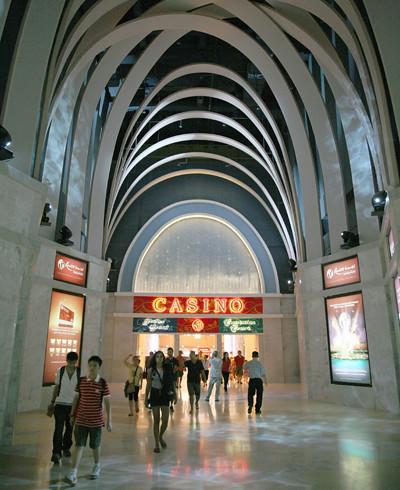 Casino singapore entry fee