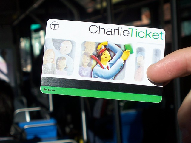 charlie ticket on the express bus