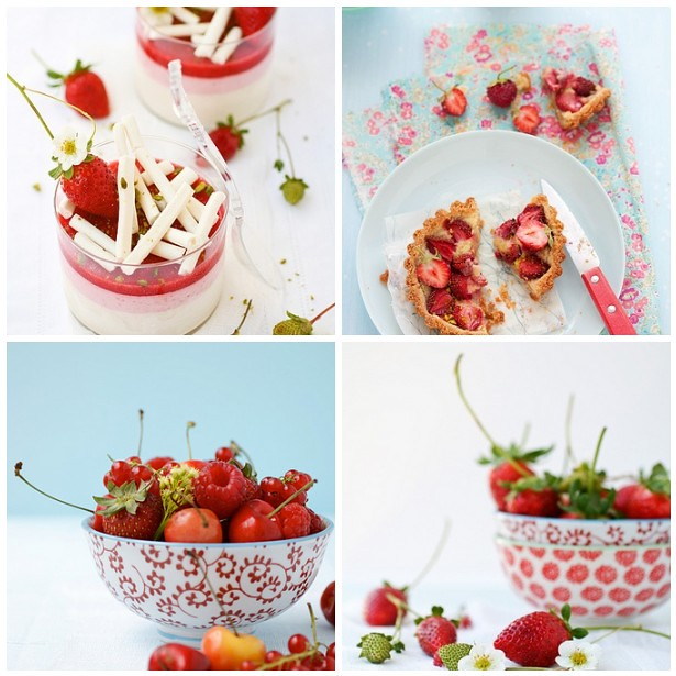 Canelle et vanille strawberries
