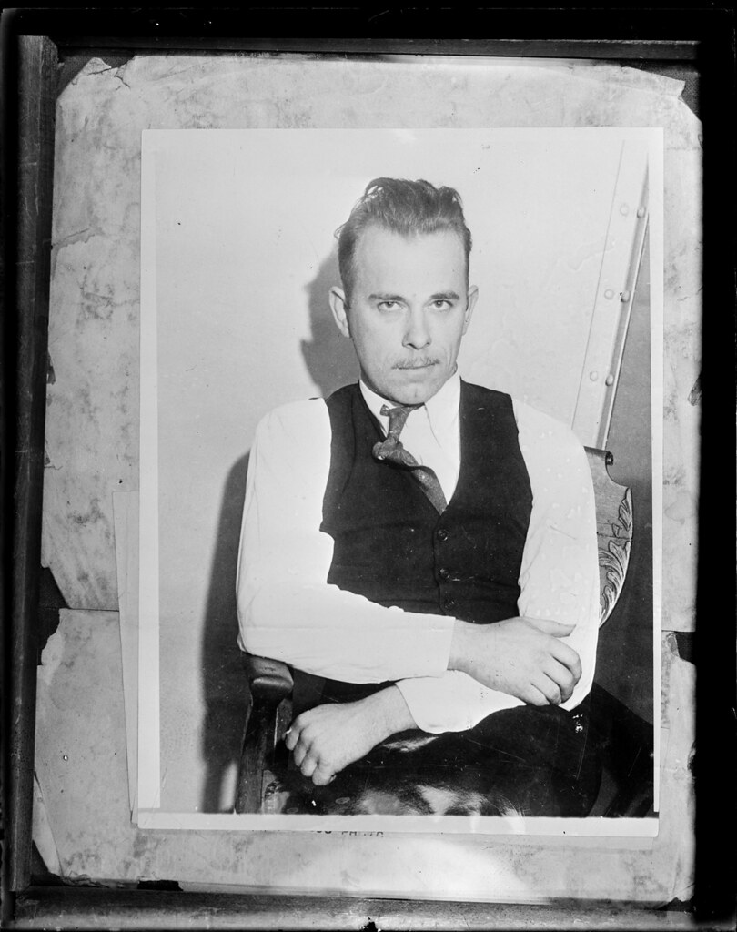 John Dillinger, bad actor