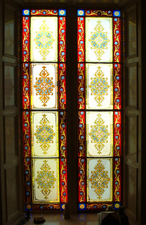 stained glass window repair scotland