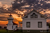 Mukilteo Lighthouse and Keepers Quarters