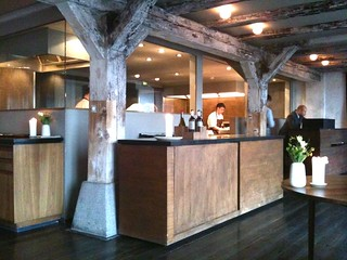 noma Restaurant in Copenhagen - the Hall