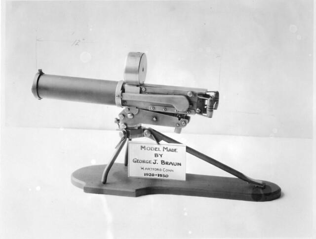 george machine gun