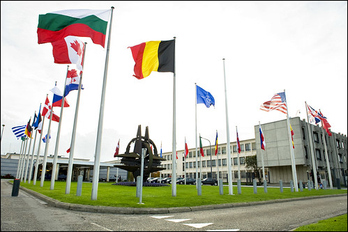 NATO HQ in Brussels (photo: European Parliament, flickr)