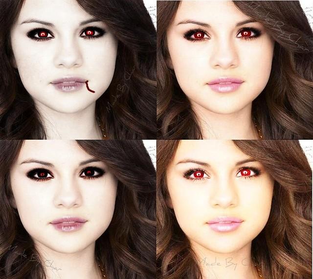 Selena Gomez Vampire