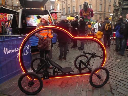 Edinburgh: Art Car Parade 2009