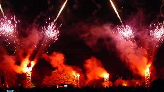 Battersea Park Fireworks 1