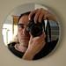 Round Selfie by derekGavey