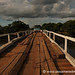 Steady on the Bridge - Outside Concepcion, Paraguay