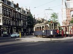 Gvb Amsterdam 411, Lijn 2, Emmastraat (1967)
