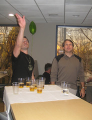 Beer Pong: The High Arc